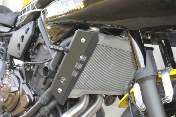 Kühlerseitenverkleidung Aluminium Yamaha XSR700 & MT07