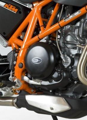 Motorseitendeckel Schützer - KTM 690 Duke