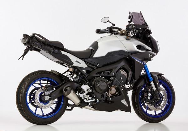 Foto zeigt Artikel an Yamaha MT-09 Tracer.
