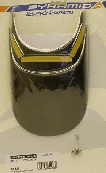 Frontkotflügelverlängerung - Kawasaki ZX 12 R