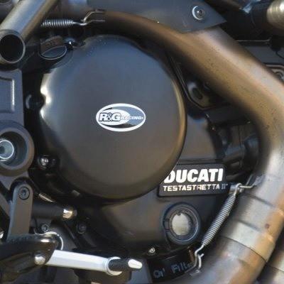 Motorseitendeckel Schützer - Ducati Diavel
