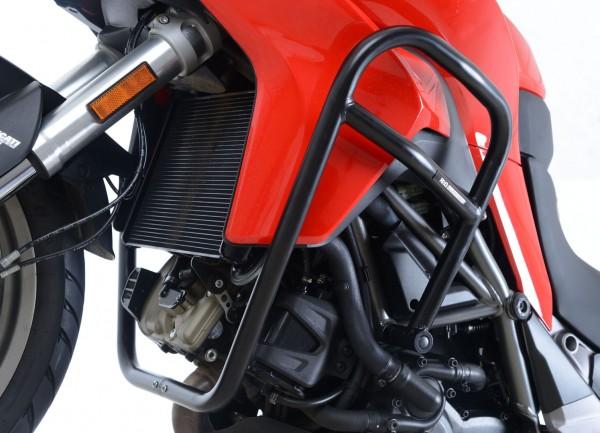 R&G Adventure Bars Sturzbügel für Ducati Multistrada 950 '17-, Multistrada 1200/1200S '15- und Multi