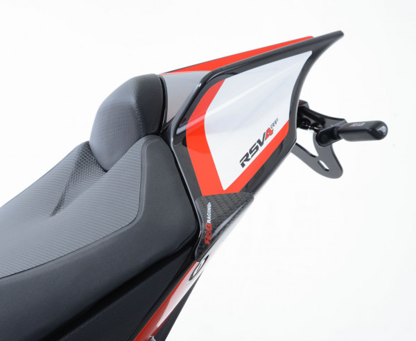 Heck Protektor aus Carbon - Aprilia RSV4 '09-, Tuono V4R '15- & RSV4 1100 Factory '19-