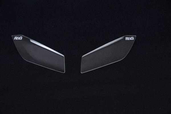 R&G Scheinwerfer Protektor für Yamaha MT-09 '17- & SP '18- (FZ-09)