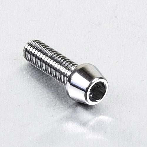 Edelstahl A4 Innensechskantschraube konisch M8 x (1.25mm) x 30mm