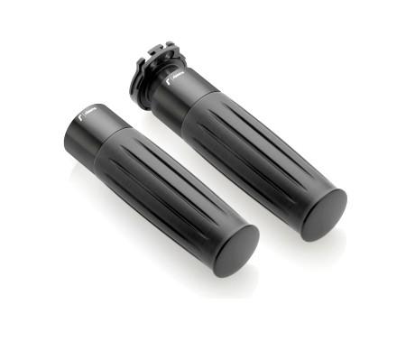 Griffe Legend - schwarz - 22mm