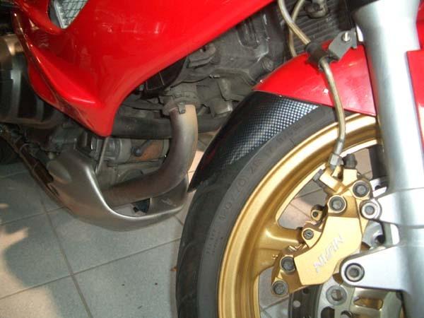 Frontkotflügelverlängerung - Honda VTR 1000