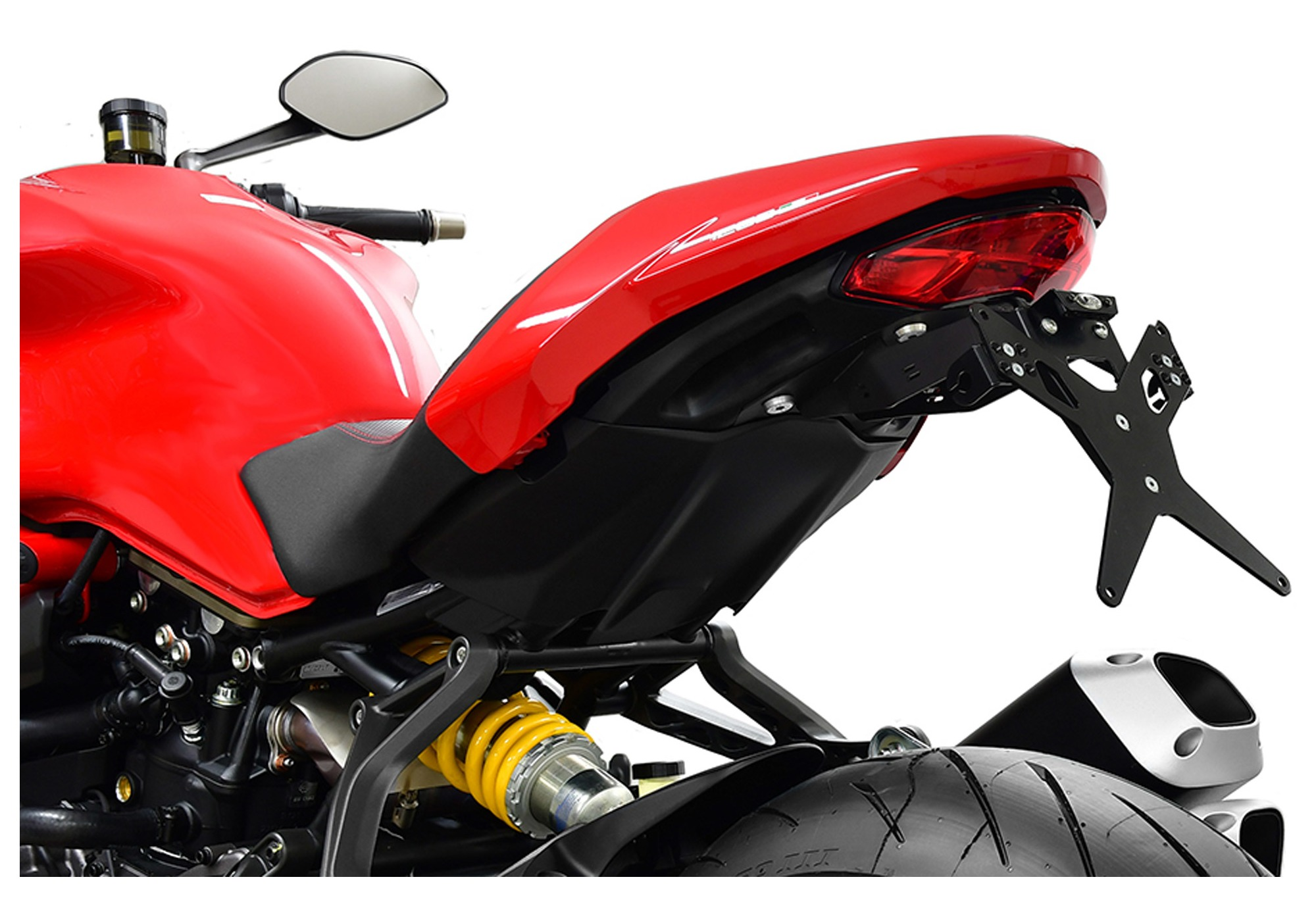 Ducati Monster Parts Nz