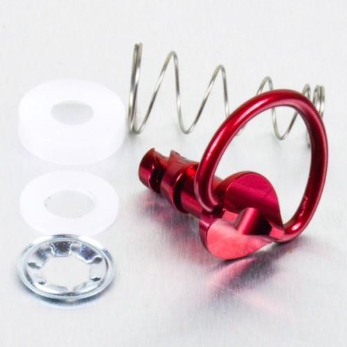Alu Schnellspanner 17mm D-Ring