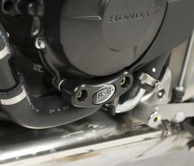 R&G Motorseitendeckel-Protektor - Honda CB 600 Hornet / CBR 600 F
