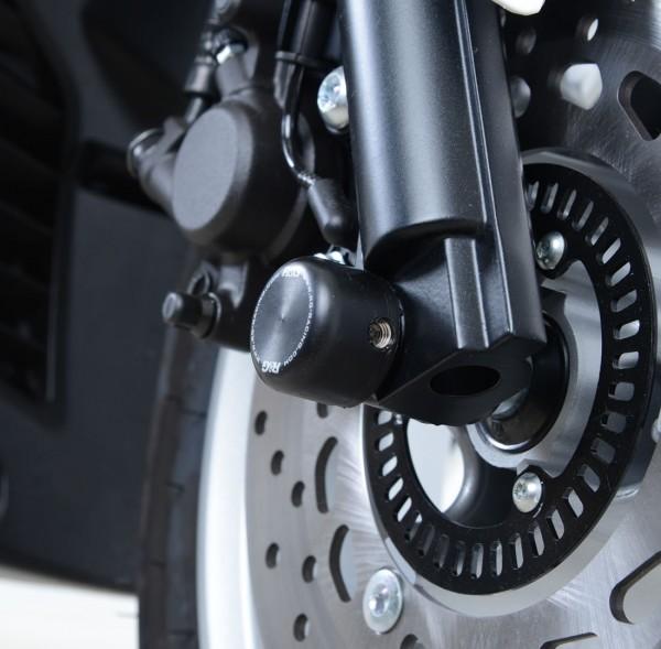 R&G Gabel Protektoren für Yamaha NMAX 125 '17-